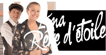 Logo Léna Rêve d'étoile
